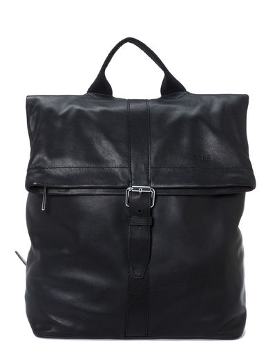 BREE Toulouse 8 black smooth Rucksack M 334909008 STYLEKRONE